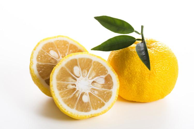 柚子の良い香り