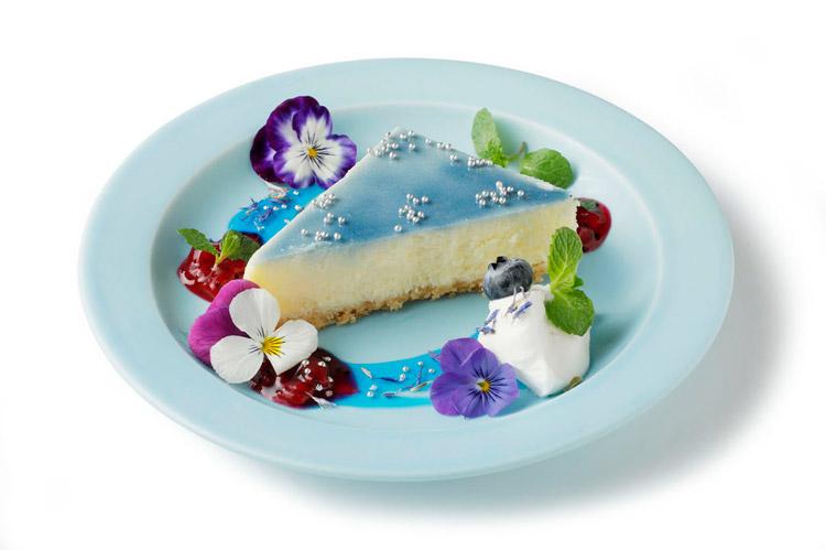 ブルーチーズケーキ