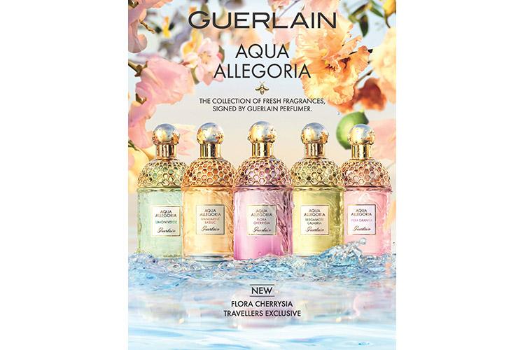 新しい香り「フローラ チェリージア」