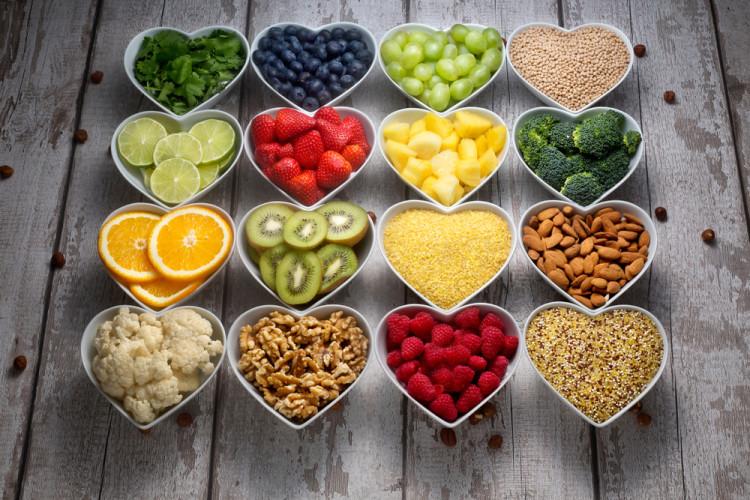 抗酸化作用がある食べ物