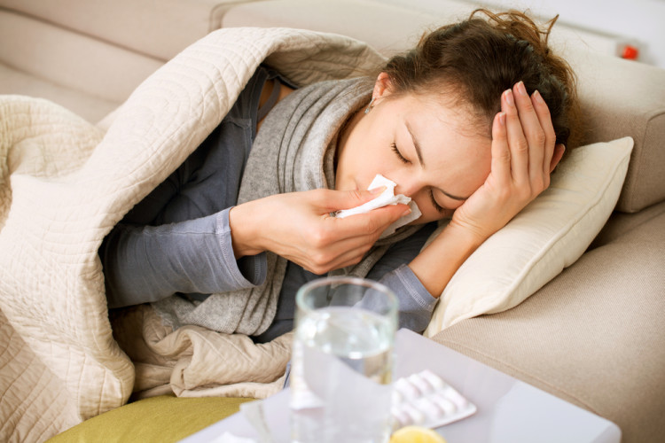 冷えは病気を呼び寄せる