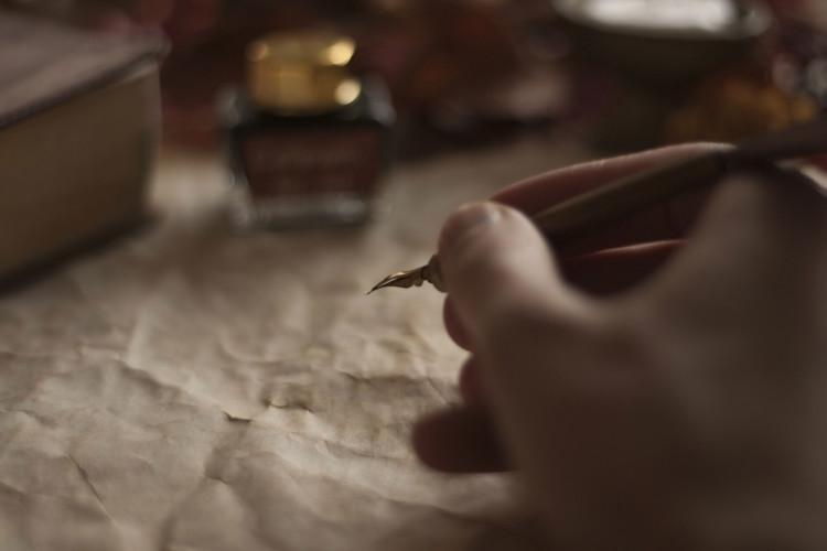 名刺、メモ、手紙の紙類