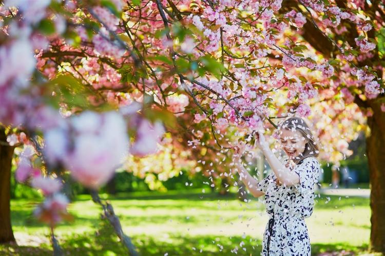 中医学でいう「春」の過ごし方とは?
