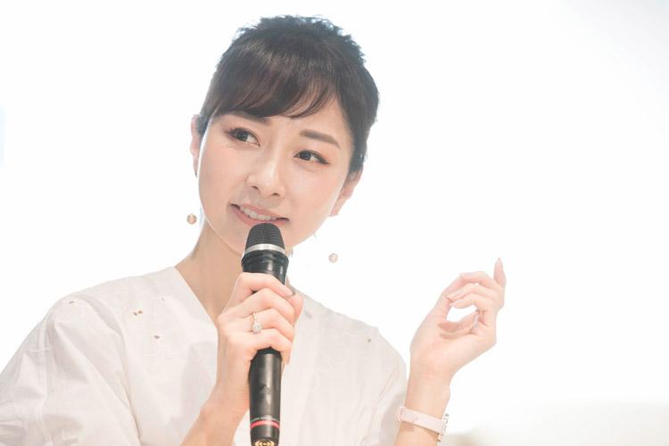 石井美保さんの美肌の秘訣