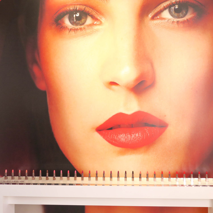 【ローラ メルシエ 2019秋】30シェードが女性の魅力を格上げする「色彩美ルージュ」で新たな美しさを手に入れて