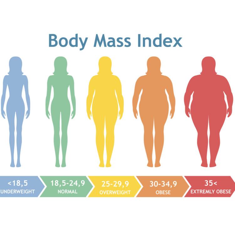 BMIのイラスト