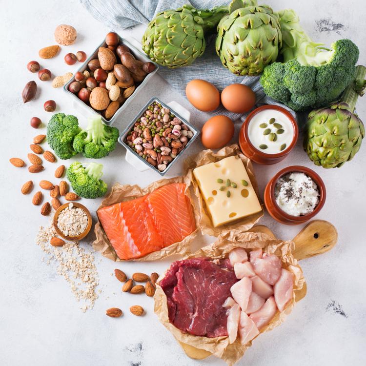 ダイエット効果アップ!?タンパク質を摂取しよう!