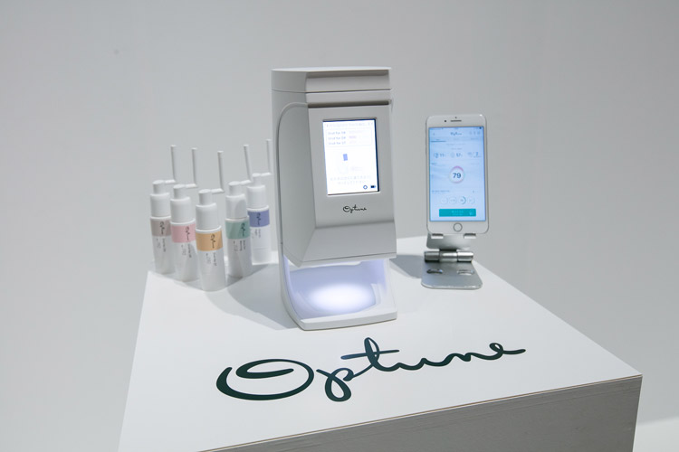 Optune(オプチューン)の使用方法