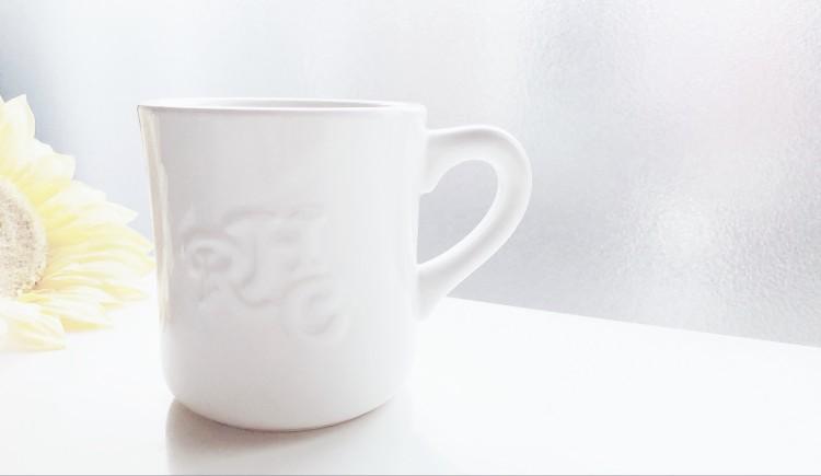 マグカップ1杯