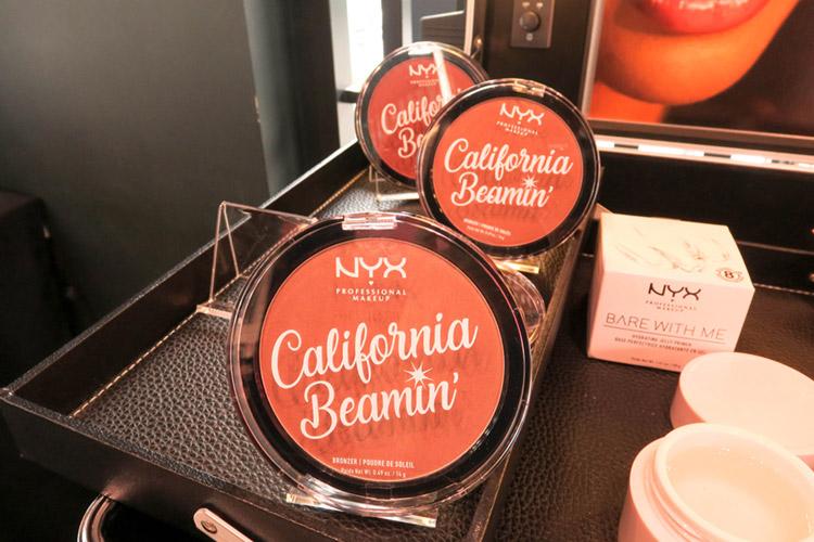 カリフォルニア ビーミン フェイス&ボディー ブロンザー