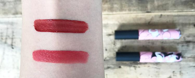 サラサラ・マットな唇を表現するリップカラー