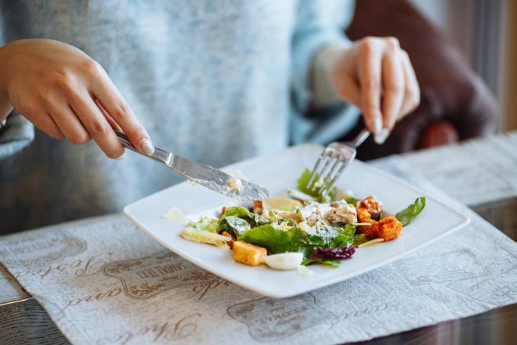 ランチマインドフルネスは胃腸にも優しい