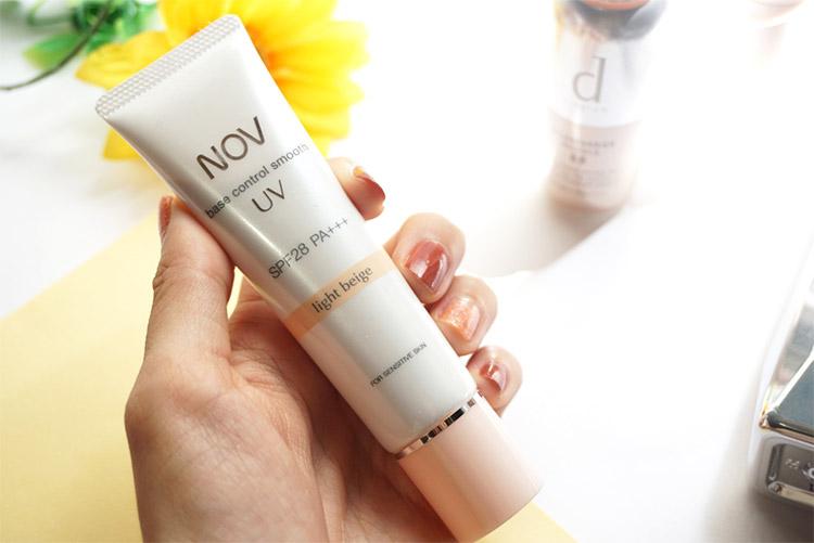 ノブ ベースコントロールスムース UV