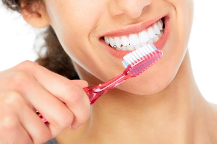 歯を支える歯茎を意識して歯磨きを