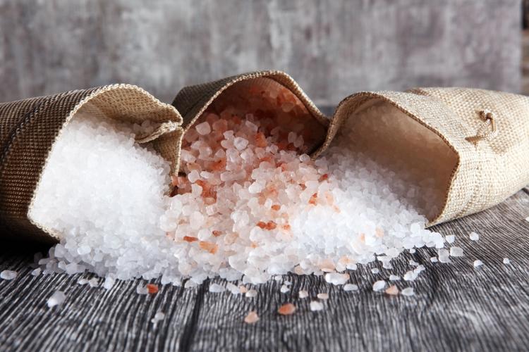 塩の種類について