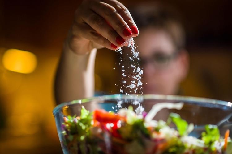それぞれの塩に合う料理とは?
