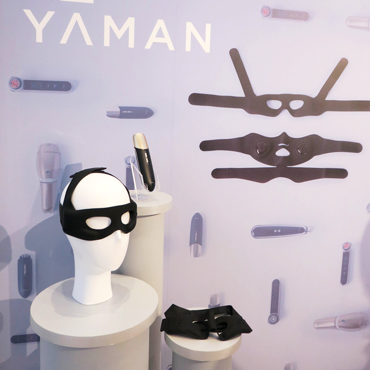 目袋・目の開きの悪さ…目もとのエイジングサインに立ち向かうEMS美顔器新発売【YA-MAN2019秋冬新製品情報】