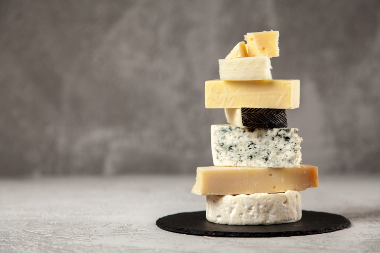 チーズ食べ方