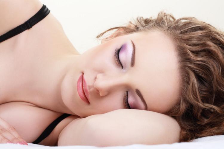 睡眠で体を休める