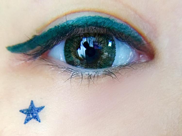 Blueberry Star(ブルーベリースター)×Green Liner(グリーンライナー)
