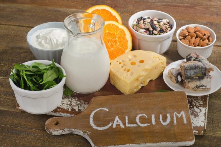 カルシウム・たんぱく質をしっかり摂とう!