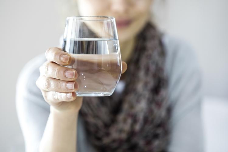 水分もしっかり摂る