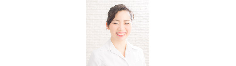 ミュゼホワイトニング歯科医師・末光妙子先生