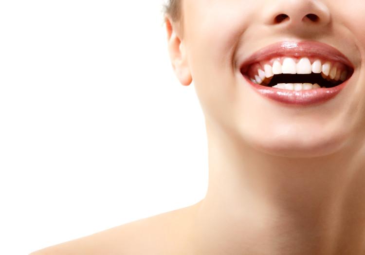 白くて美しい歯