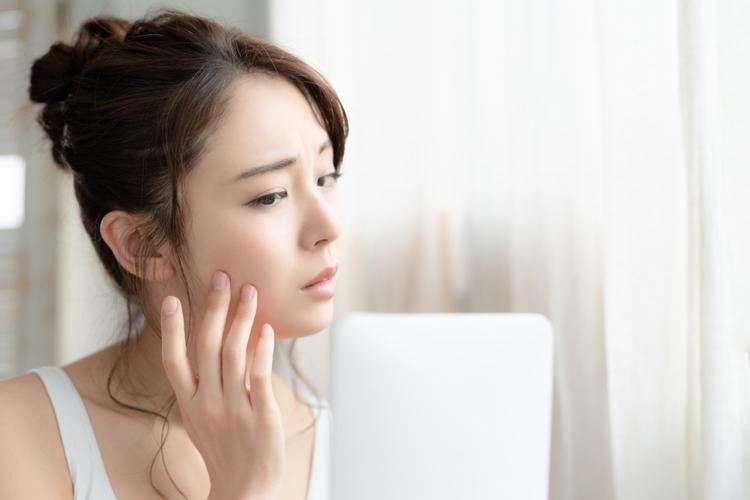 インナードライ肌が陥りやすい肌トラブル