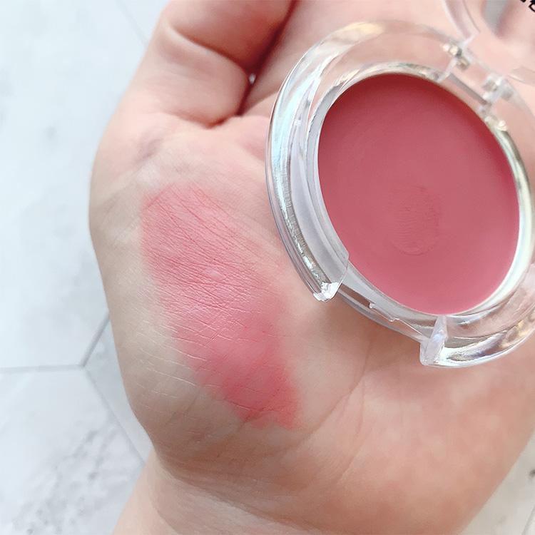ほんのりピンクがかったベージュカラー