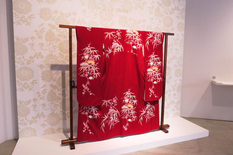 「KIMONO DREAM」の世界へと導くオリジナル展示