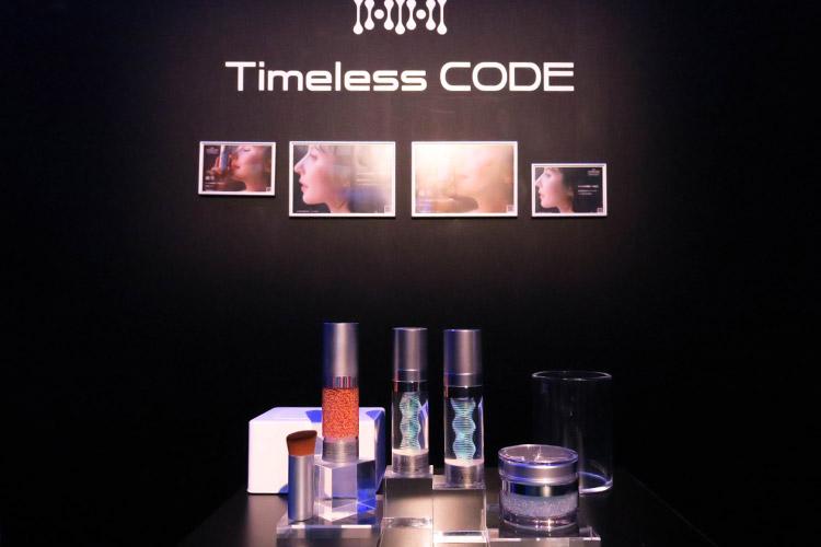 Timeless CODE 新商品