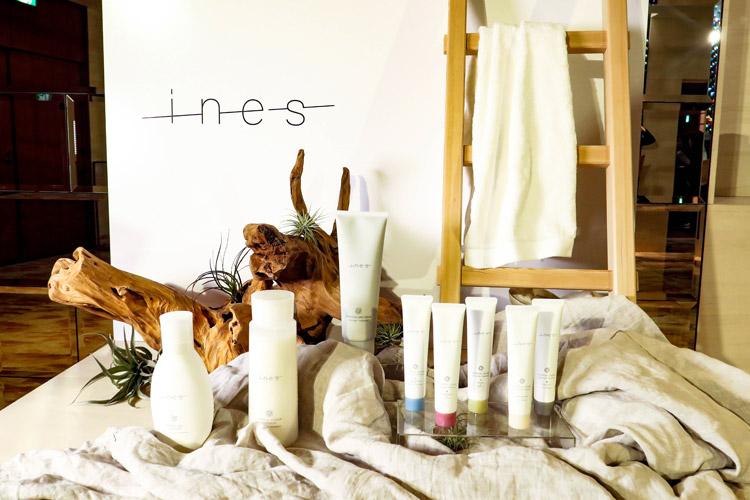 「ines(イネス)」誕生