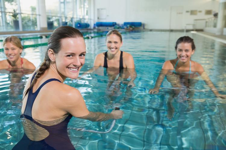 有酸素運動なら水泳がオススメ