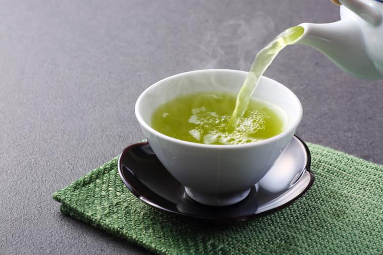 緑茶でカテキン摂取