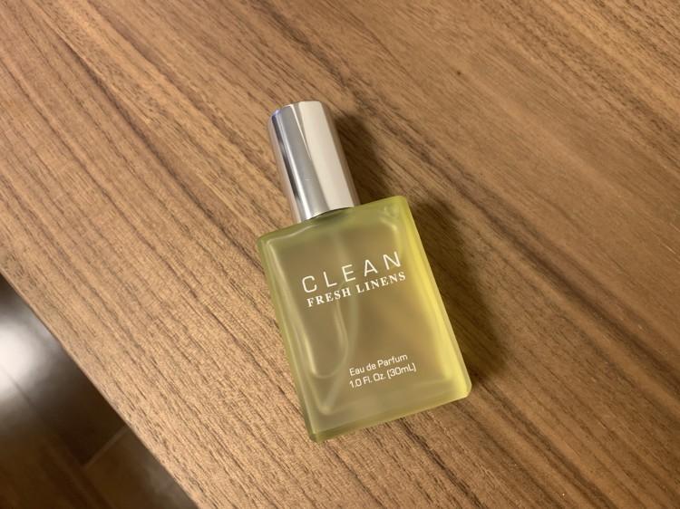 陽だまり×洗いたての柔らかい匂いがする香水【CLEAN】