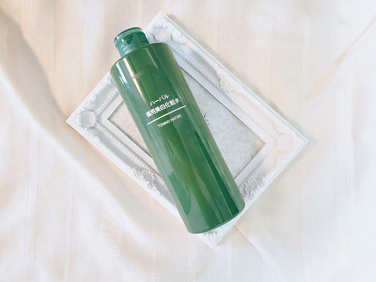 無印良品 ハーバル薬用美白化粧水