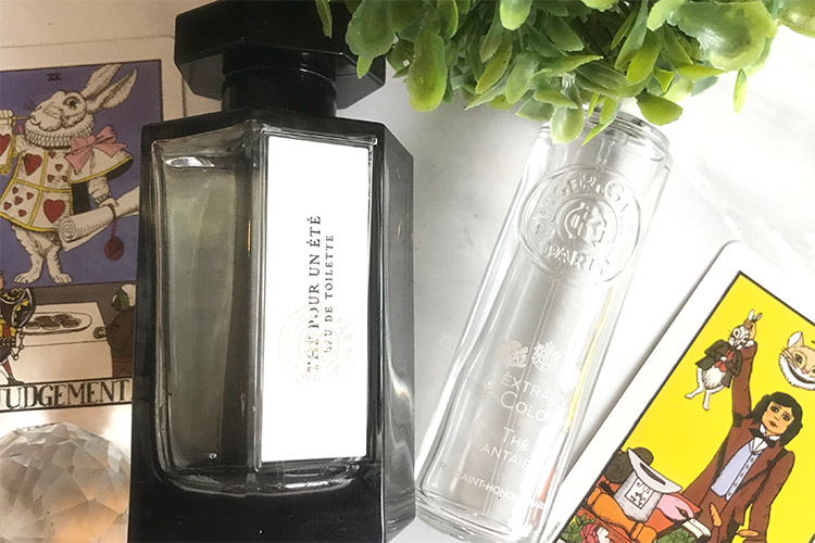紅茶の香りの香水