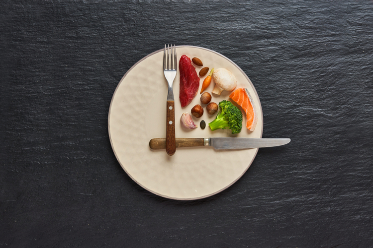 15:00~断食で、翌朝の朝食を食べる