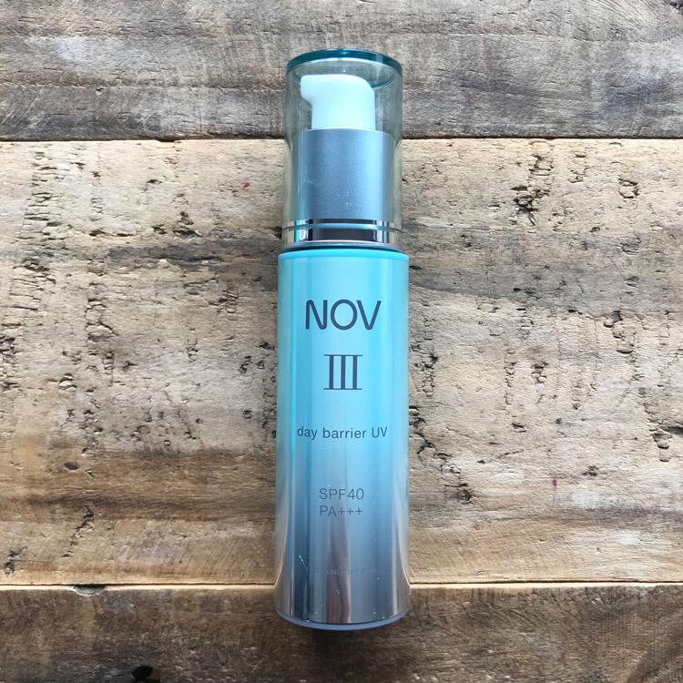 新製品「ノブ III デイバリア UV」