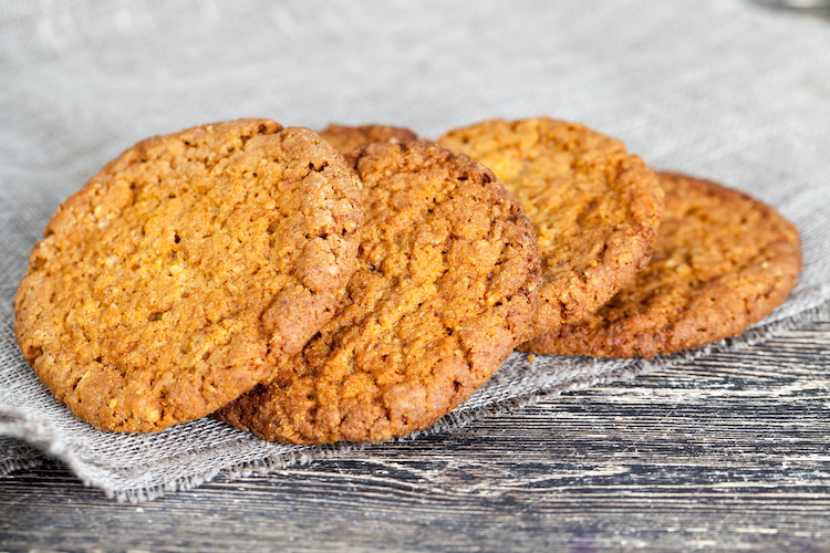 簡単ヘルシーなオリーブオイルクッキー