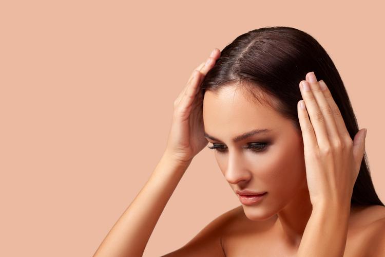 頭皮と顔の関係
