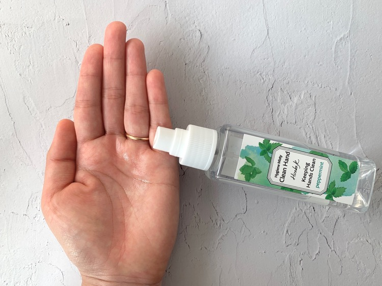 ペパーミントの香り