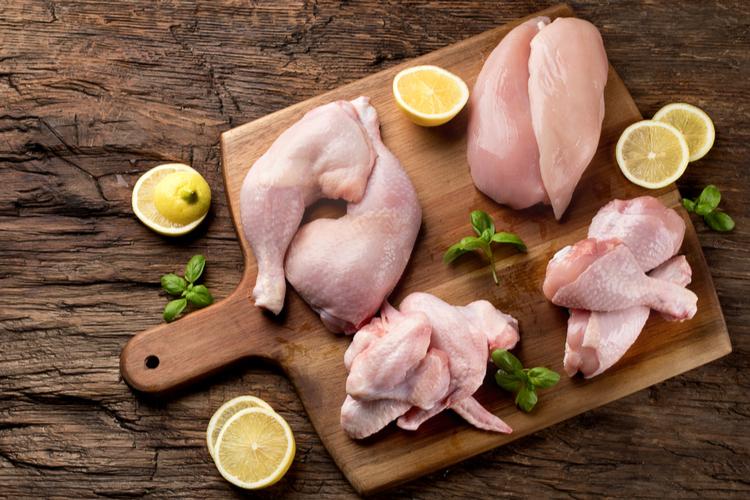 低カロリー高タンパクな「鶏ささみ」