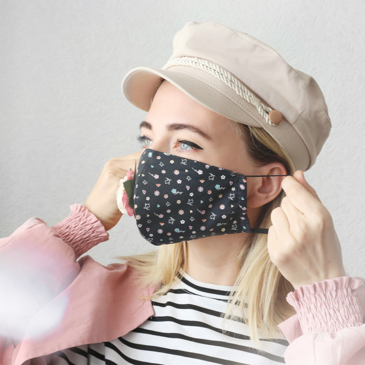 マスクの素材を変える