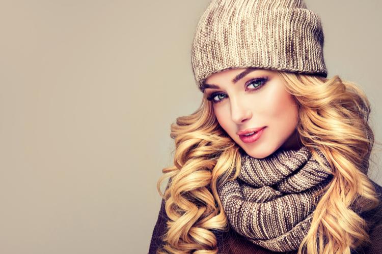 冬の髪ダメージ
