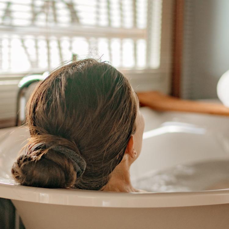 入浴後に行うこと