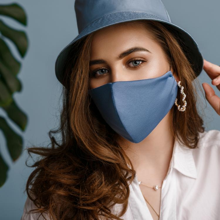 マスクをしてもファンデーションが崩れないベースメイク方法!