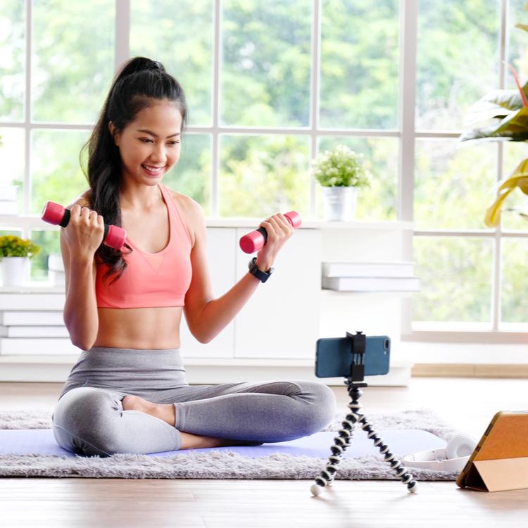 健康的にダイエットするなら運動が最適!太りにくく痩せやすい体に