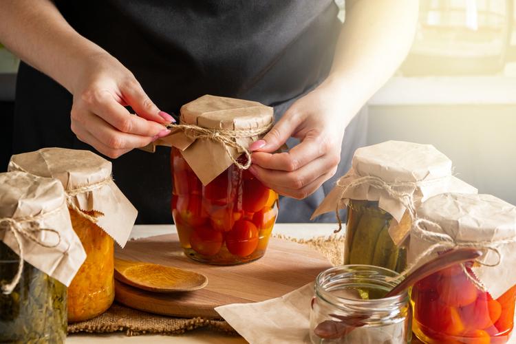 食物繊維や発酵食品を毎日食べる